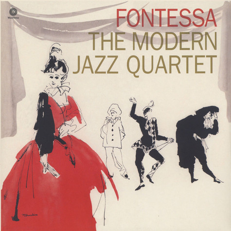 Modern Jazz Quartet - Fontessa
