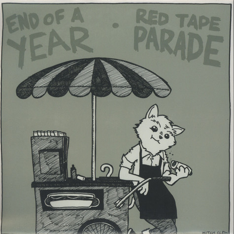 End Of A Year / Red Tape Parade - Split