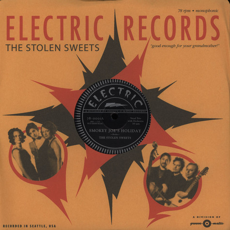 Stolen Sweets - Smokey Joe's Holiday / Does My Baby Love