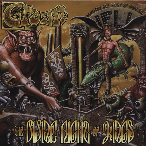 Groan - Divine Right Of Kings