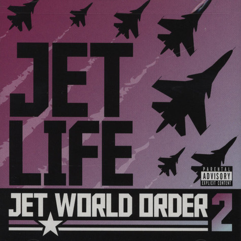 Curren$y presents Jet Life - Jet World Order Volume 2