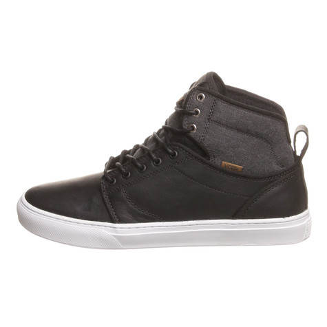 7aa5363c1d Vans - Alomar Military (Black)