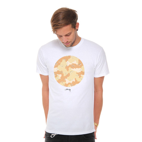 Stüssy - Camp Circle T-Shirt