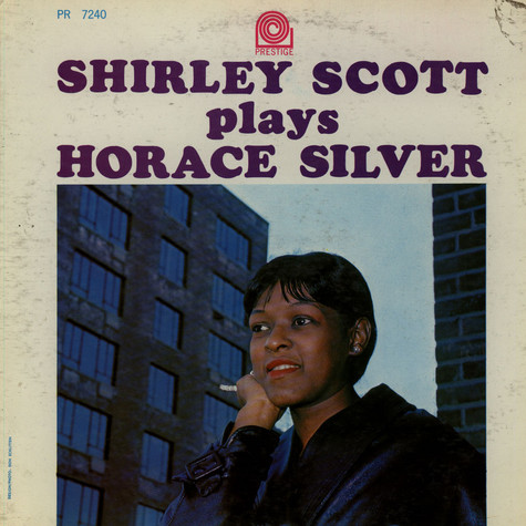 Shirley Scott - Plays Horace Silver