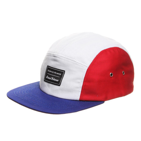 Sixpack France x Grand Scheme - French Cap