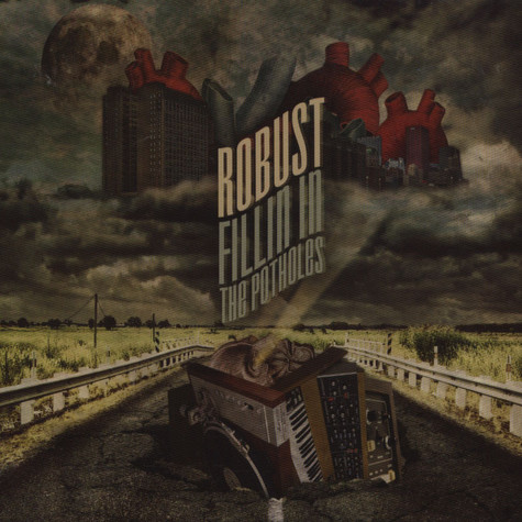 Robust - Fillin In The Potholes