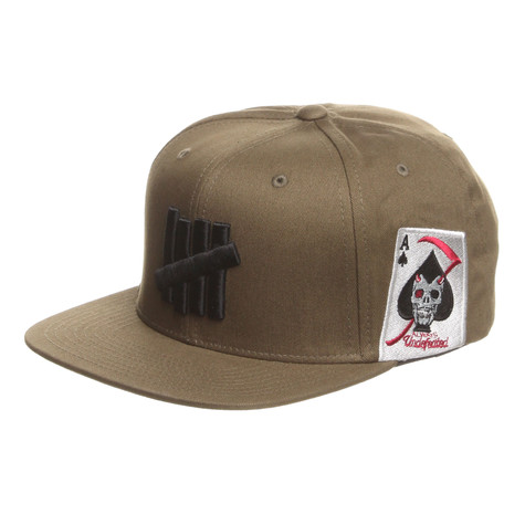 Undefeated - 5 Strike Ace Starter Ballcap