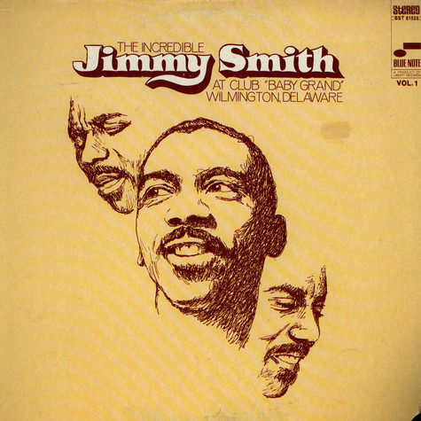 "Jimmy Smith - At Club ""Baby Grand"" Wilmington, Delaware, Vol. 1"