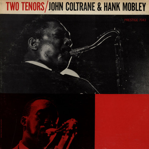 John Coltrane / Hank Mobley - Two Tenors