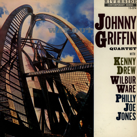 Johnny Griffin Quartet, The - Way Out!