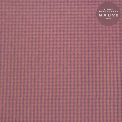 Ringo Deathstarr - Mauve Limited Coloured Vinyl