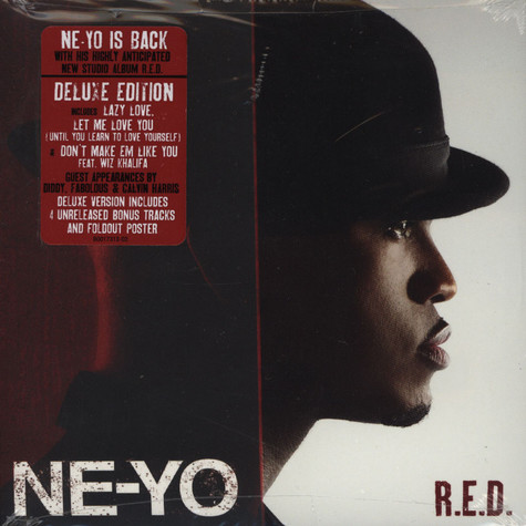 Ne-Yo - R.E.D. Deluxe Version