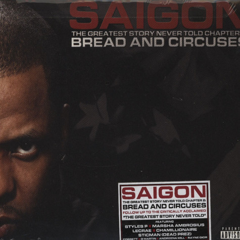 Saigon - Greatest Story Never Told Chapter 2