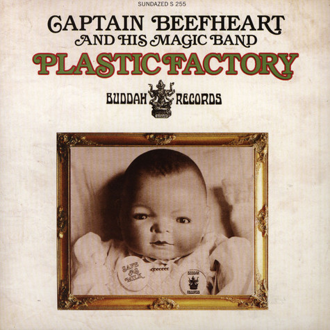 Captain Beefheart & His Magic Band - Plastic Factory