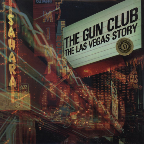 Gun Club, The - The Las Vegas Story - Green Vinyl