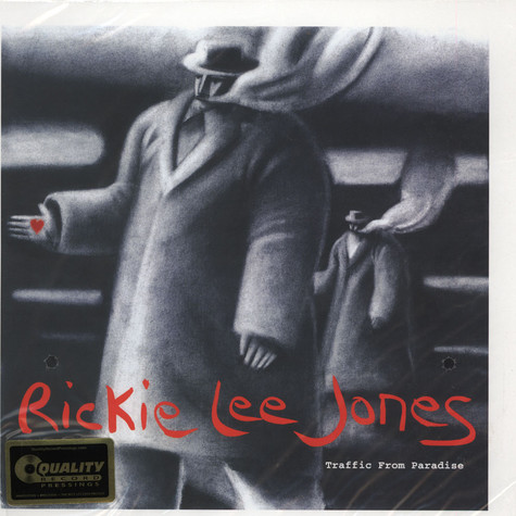 Rickie Lee Jones - Traffic From Paradise