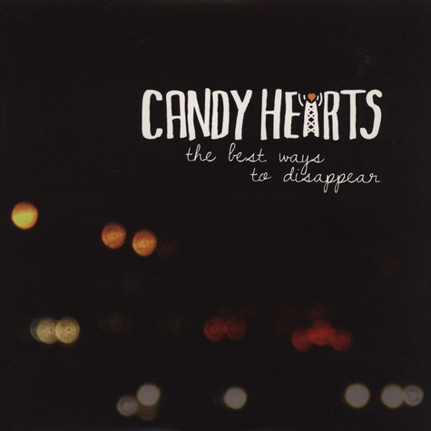 Candy Hearts - Best Way To Disappear EP