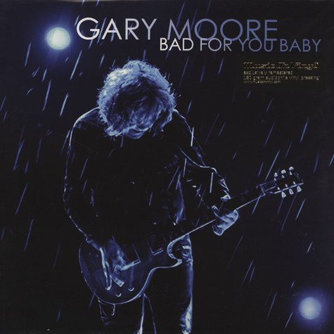 Gary Moore - Bad For You Baby (Remastered)