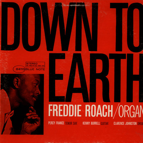 Freddie Roach - Down To Earth