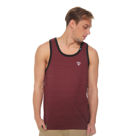 LRG - Team Striped Tank Top