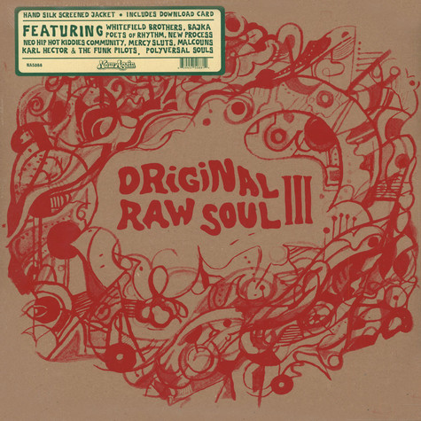 Original Raw Soul - Volume 3