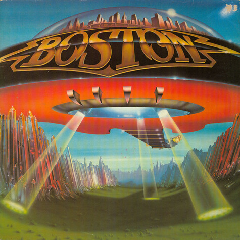 Boston - Don't Look Back