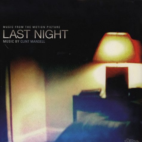 Clint Mansell - OST Last Night