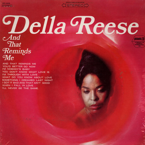 Della Reese - And That Reminds Me