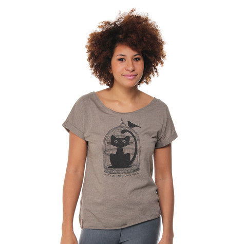 Iriedaily - Cat Trap T-Shirt