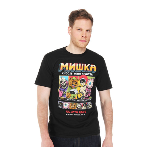 Mishka - Choose Your Fighter T-Shirt