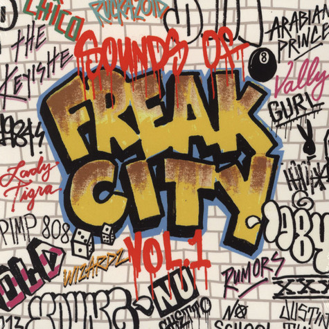Freak City - Sounds Of Freak City Volume 1