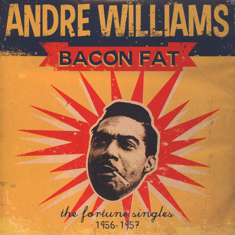Andre Williams - The Fortune Singles 1956-57