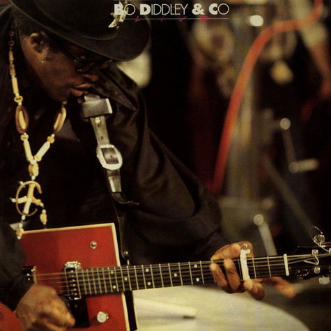 Bo Diddley - Bo Diddley & Co, Live