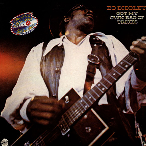 Bo Diddley - Got My Own Bag Of Tricks