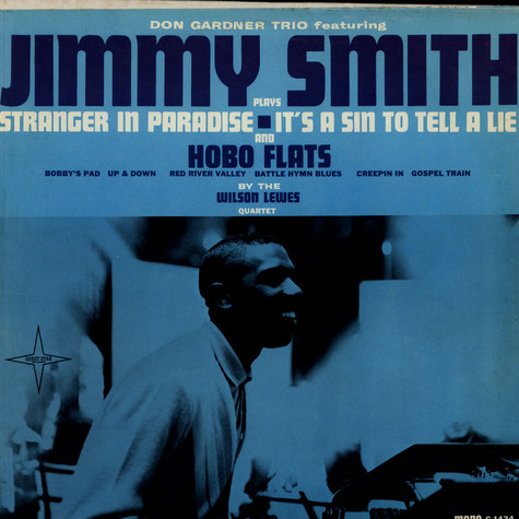 Don Gardner Trio - Jimmy Smith feat. Jimmy Smith And Wilson Lewes Quartet, The