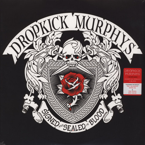 Dropkick Murphys - Signed & Sealed In Blood