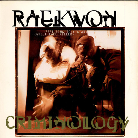 Raekwon - Criminology  feat. Tony Starks
