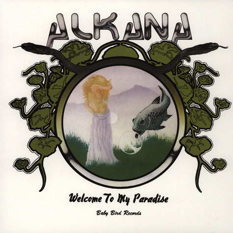 Alkana - Welcome To My Paradise