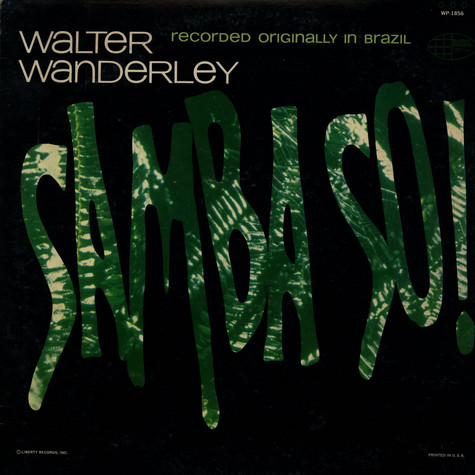 Walter Wanderley - Samba So!