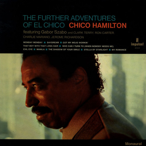 Chico Hamilton - The Further Adventures Of El Chico