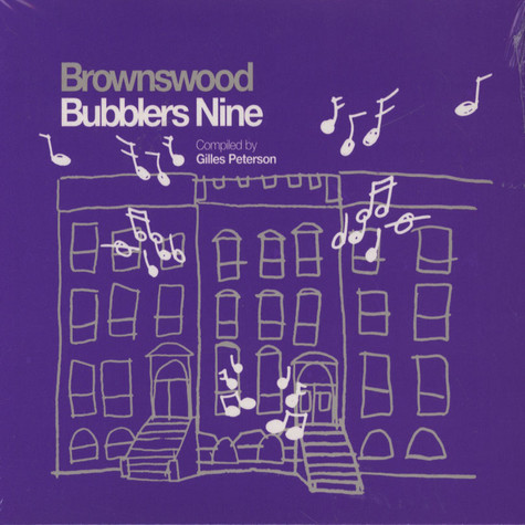 Gilles Peterson - Brownswood Bubblers Volume 9