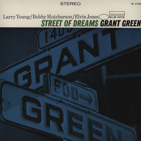 Grant Green - Steet Of Dreams