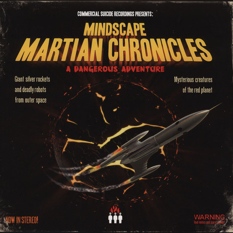 Mindscape - Martian Chronicles