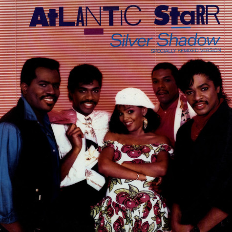 Atlantic Starr - Silver Shadow (Specially Remixed Version)