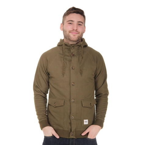 Wemoto - Hunter Button Hoodie