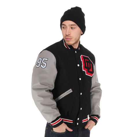 Duck Down - Classic Letterman Jacket