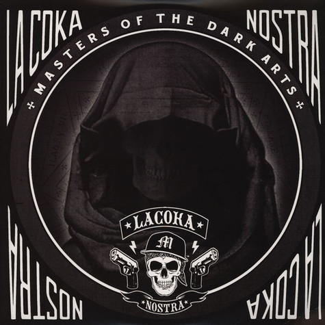 La Coka Nostra - Masters Of The Dark Arts Red Vinyl Version