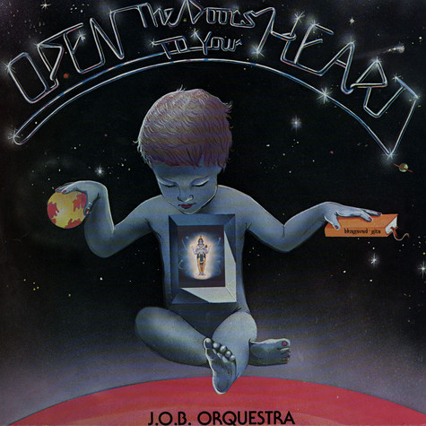 J.O.B. Orquesta - Open the doors to your heart