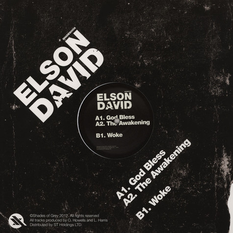Elson David - The Awakening EP