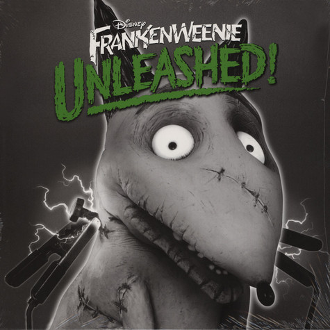 V.A. - OST Frankenweenie Unleashed